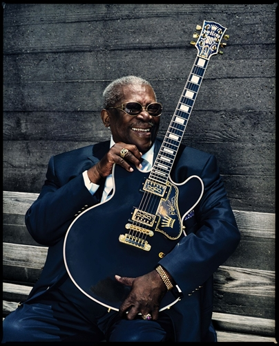 BB King Gibson Lucille