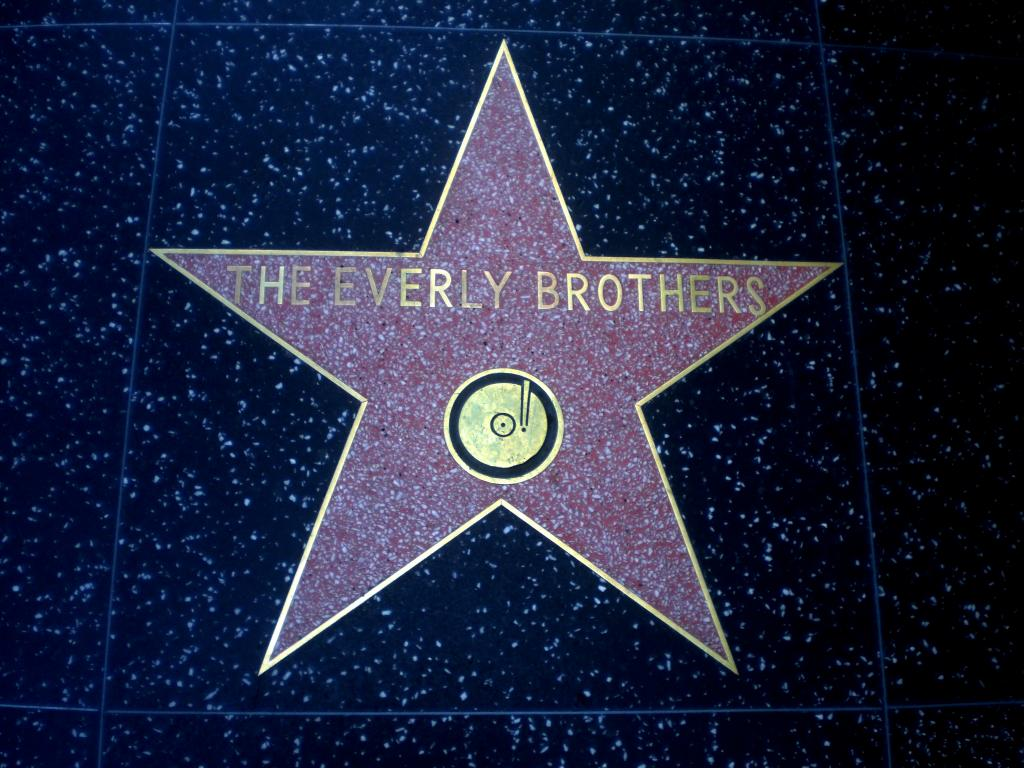 Everly Brothers Hollywood Star_1024