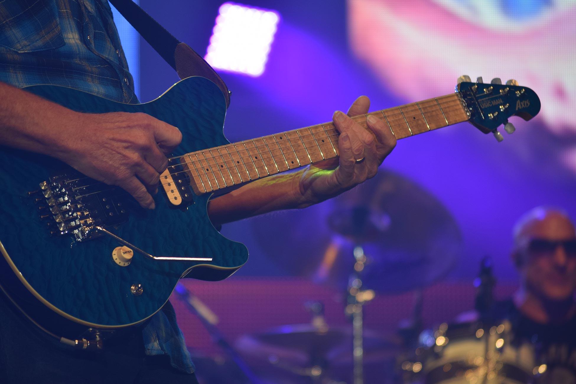 Fogarty guitar