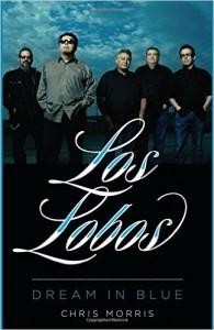 Lobos Dream In Blue Cover