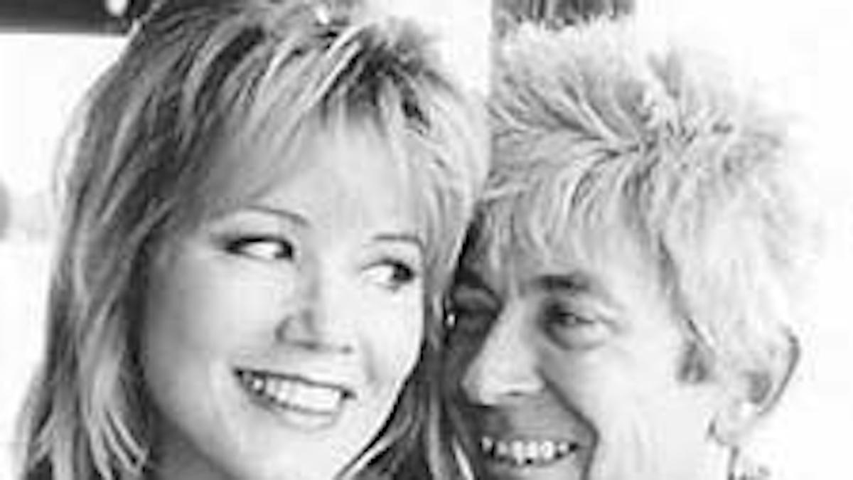 October 9 1978 Ian Mclagan Marries Kim Moon Best