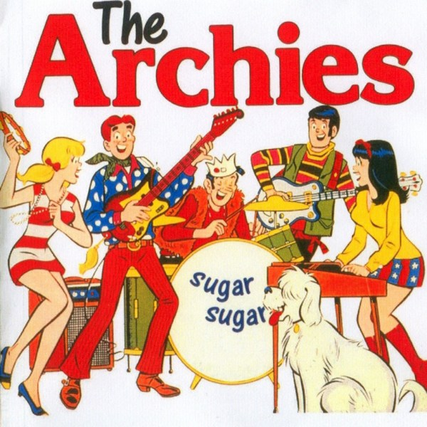 The_Archies-Sugar_Sugar_1992-Frontal