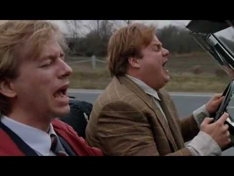 Tommy Boy Car Scene