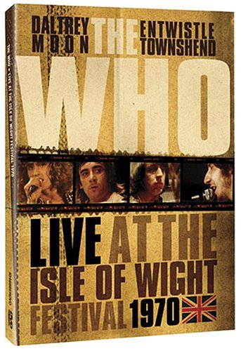 Who Isle of Wight cover
