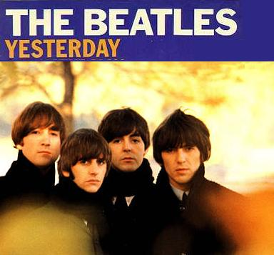 beatles yesterday