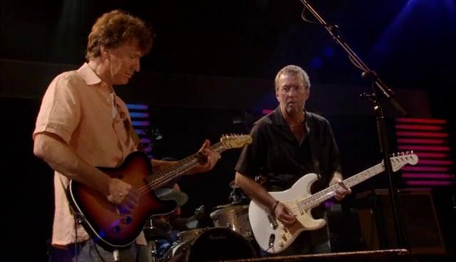 Winwood, Clapton 2007 Crossroads