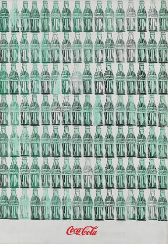 Coca Cola Warhol