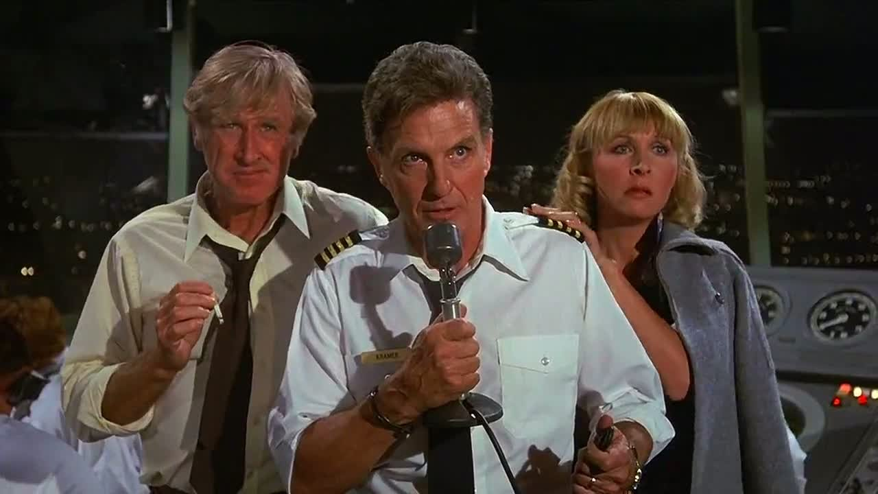 Airplane Movie Cast And Crew