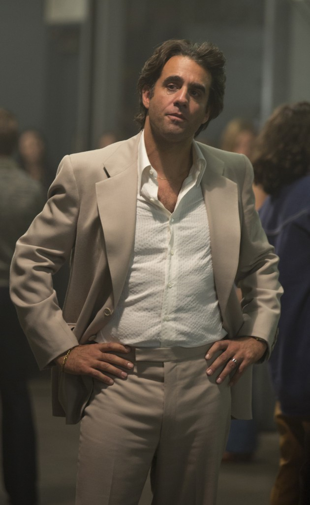 Bobby Cannavale as record label president Richie Finestra. (Credit: Niko Tavernise/HBO)