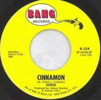 Derek Cinnamon