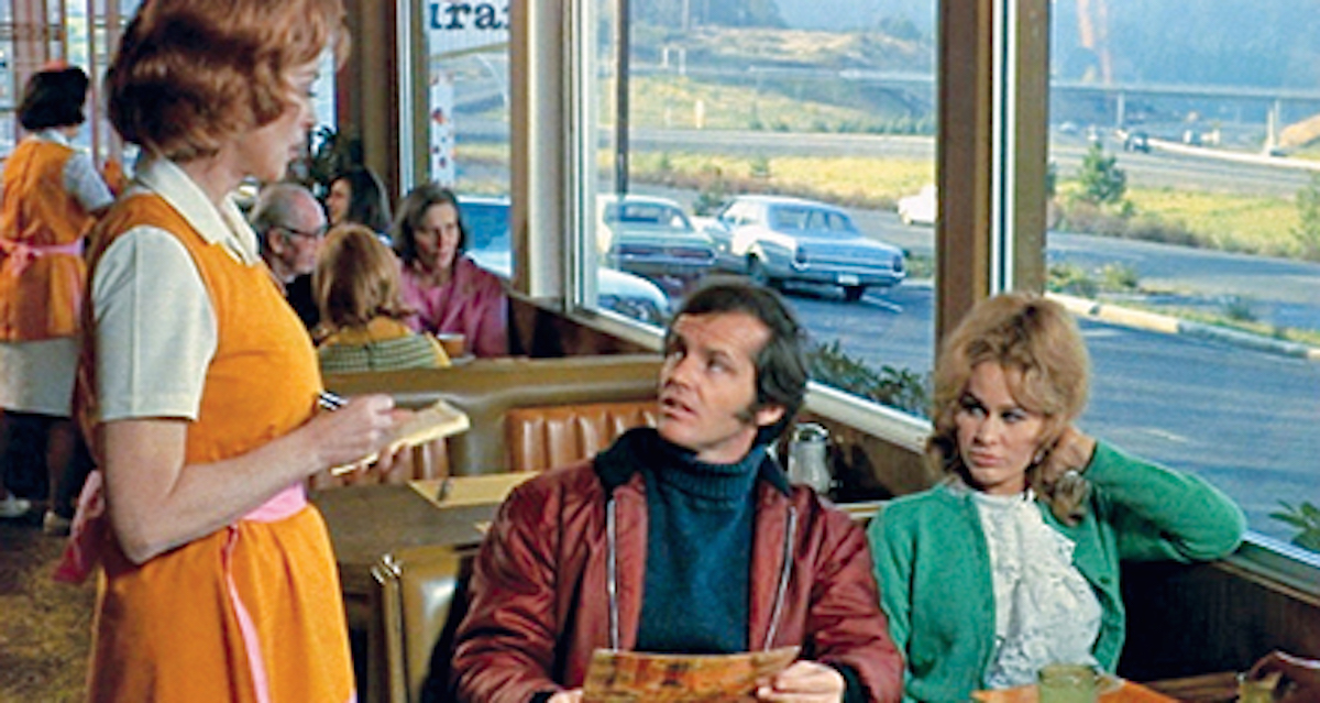 Five Easy Pieces @50: The Diner Scene | Best Classic Bands