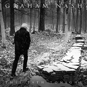 Graham Nash LP Cover