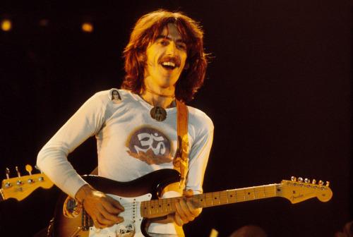Harrison '74 tour