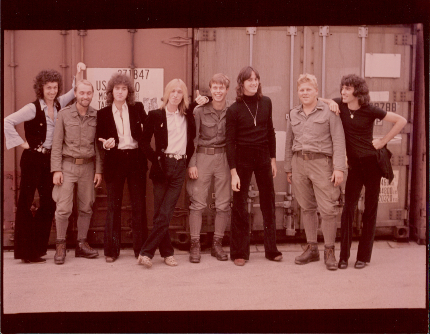 Heartbreakers Germany 1977_Photographer Unknown