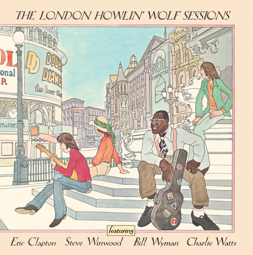 Howlin' Wolf Sessions LP