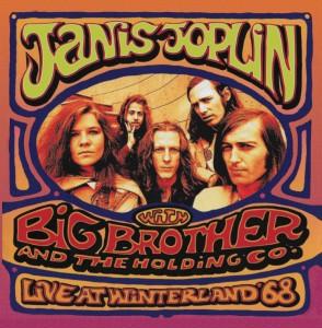 Janis Joplin Winterland