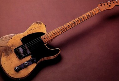 Class Axes & the Guitarists Who Wielded Them (Pt 2)