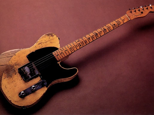 JeffBeck-1954-Fender-Esquire