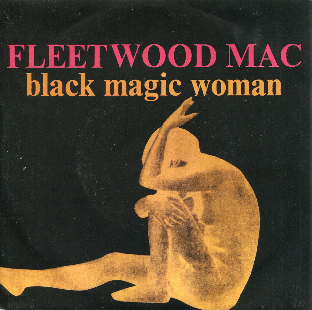 Mac Black Magic Woman