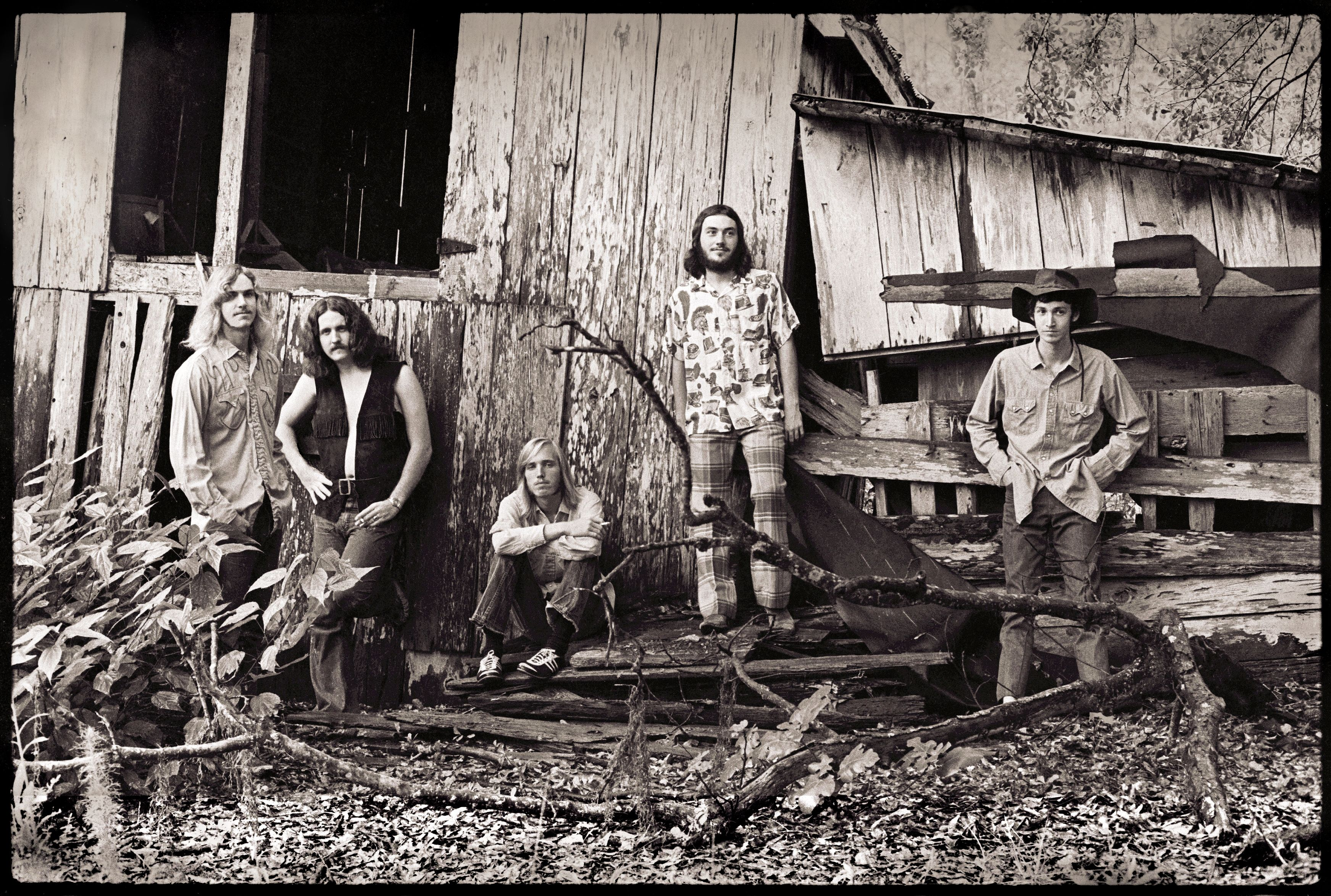 Mudcrutch 1970_Red Slater