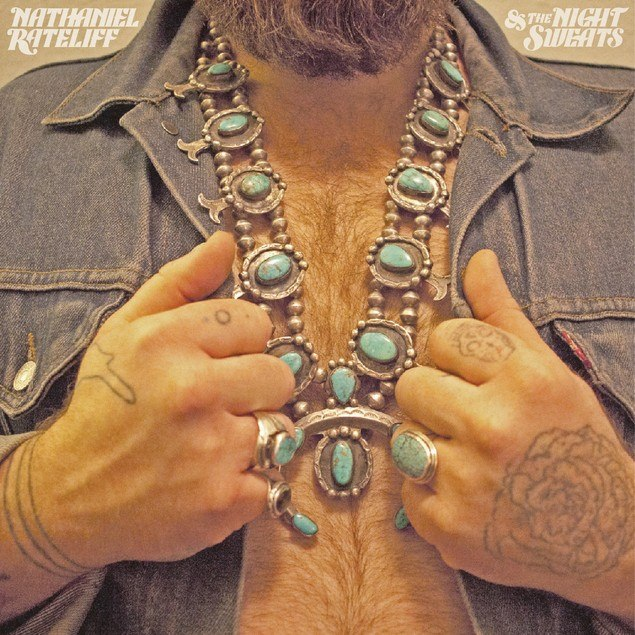 Nathaniel Rateliff LP Cover