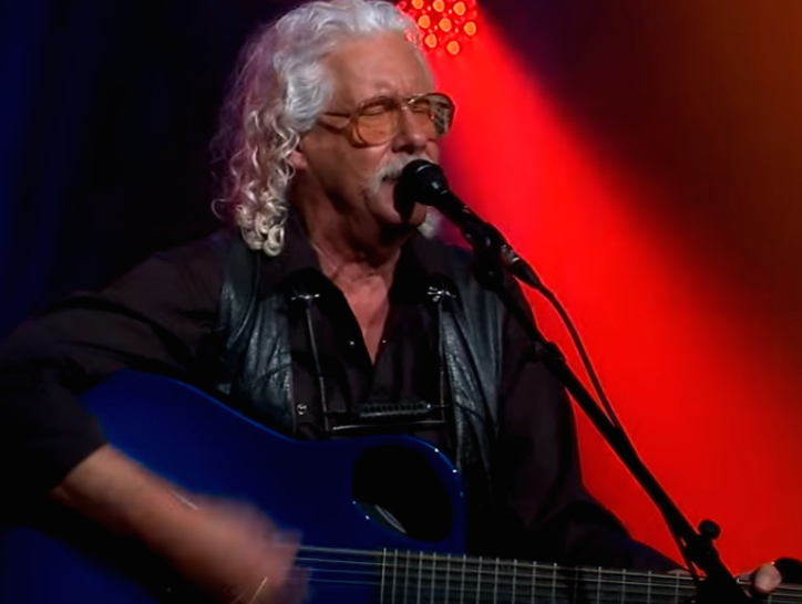 Arlo Guthrie Alice's 50th Tour Continues | Best Classic Bands