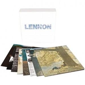 John Lennon Vinyl Box