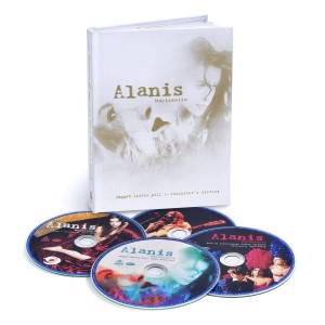 Alanis Jagged 20th Anniversary