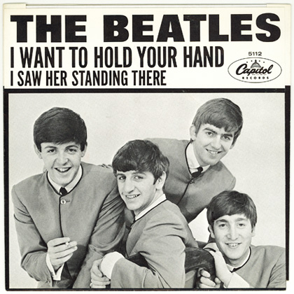 Beatles I Want To Hold