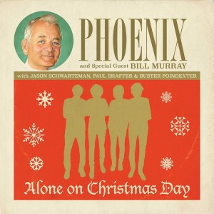 Bill Murray Christmas Single
