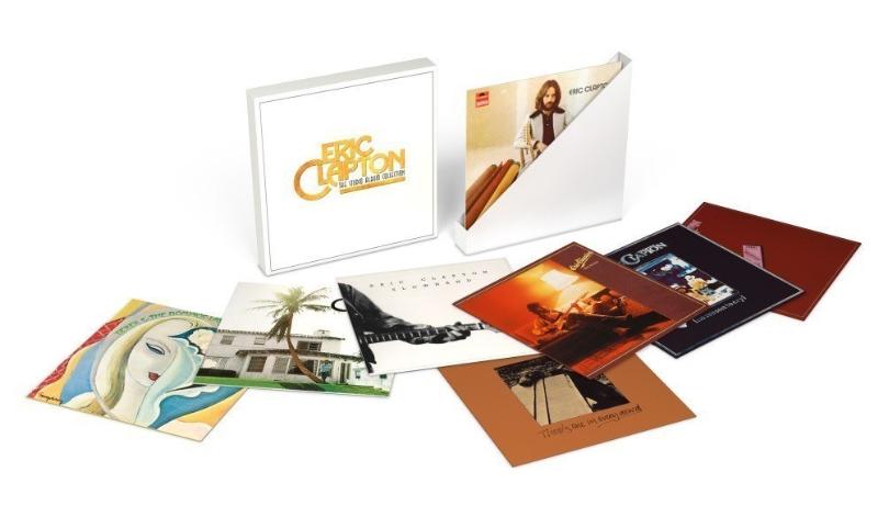 Eric Clapton '70s Box Set