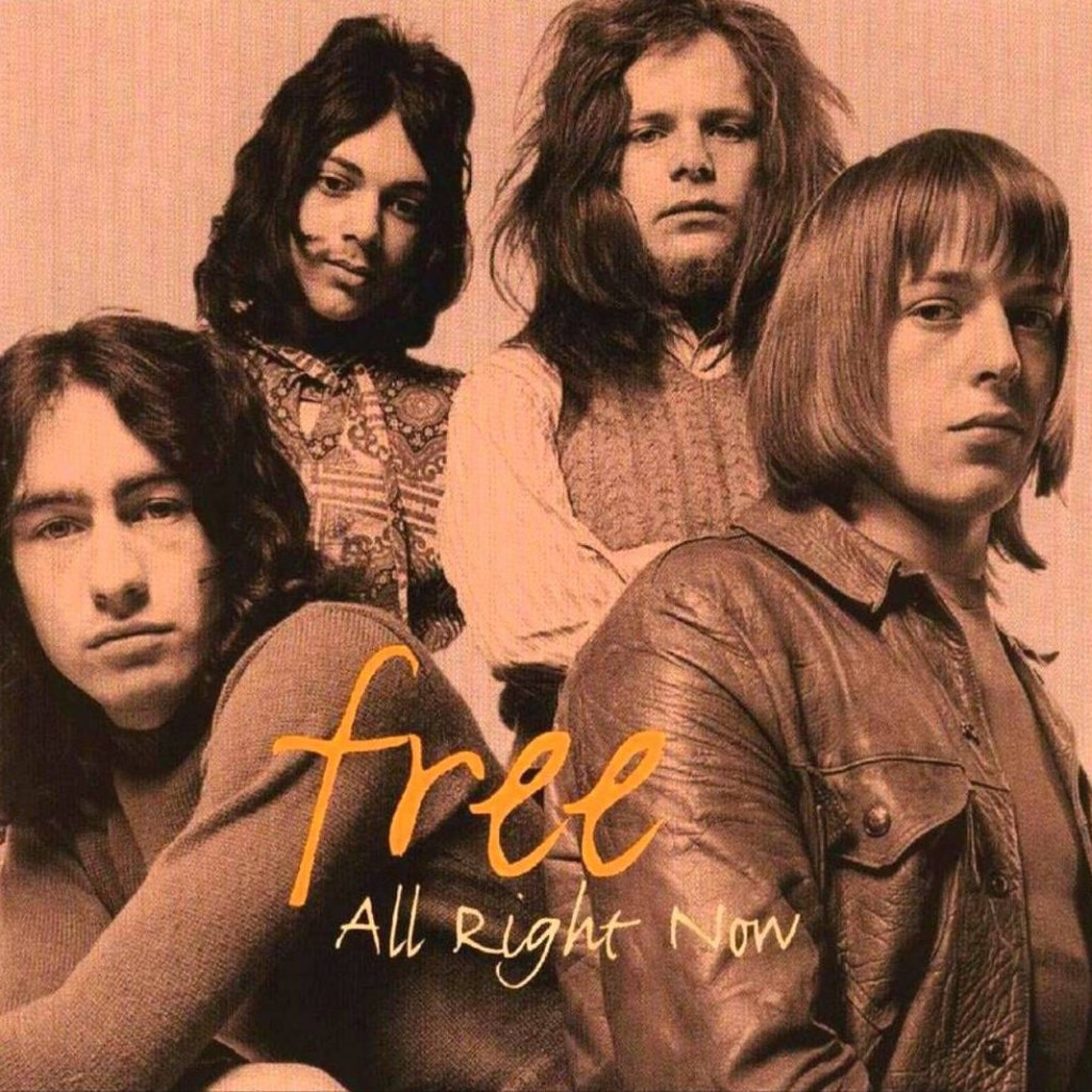 Free All Right Now