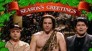 SNL Tarzan Tonto Frankenstein