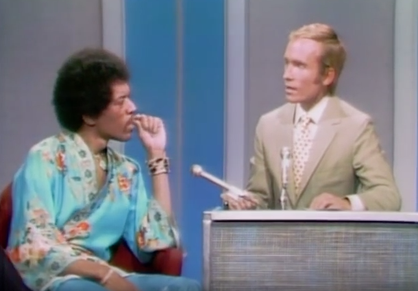 Hendrix on Cavett