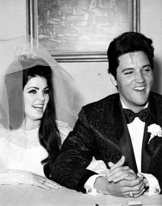Elvis Presley wedding