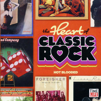 The Heart of Classic Rock Time Life