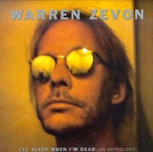Warren Zevon I'll Sleep