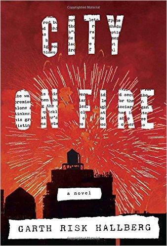 Hallberg City on Fire