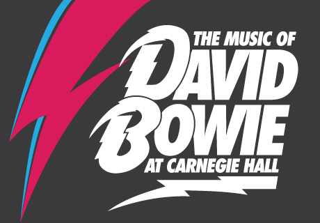 David Bowie Carnegie Hall