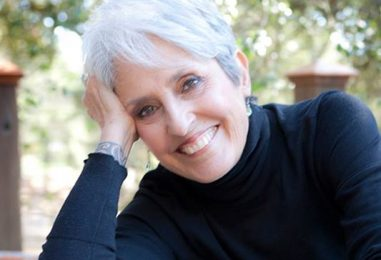Joan Baez Interview:  On Dylan, Aging and Her Farewell Tour