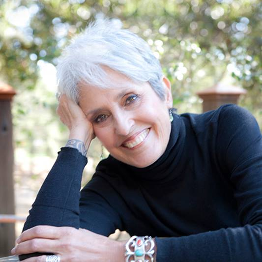 Joan Baez 75th Birthday Concert Airing on PBSTHE WIRE - BREAKING NEWSTOP OF THE POPS - CHARTS