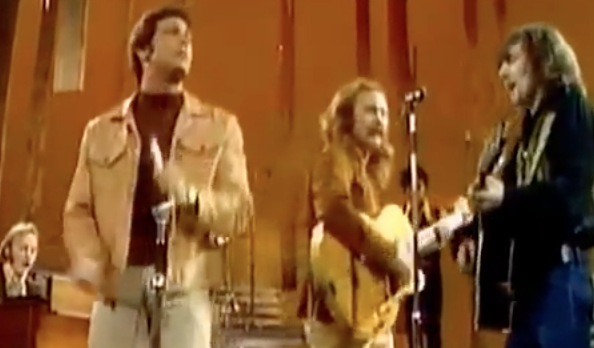 Yup, Tom Jones and CSNY