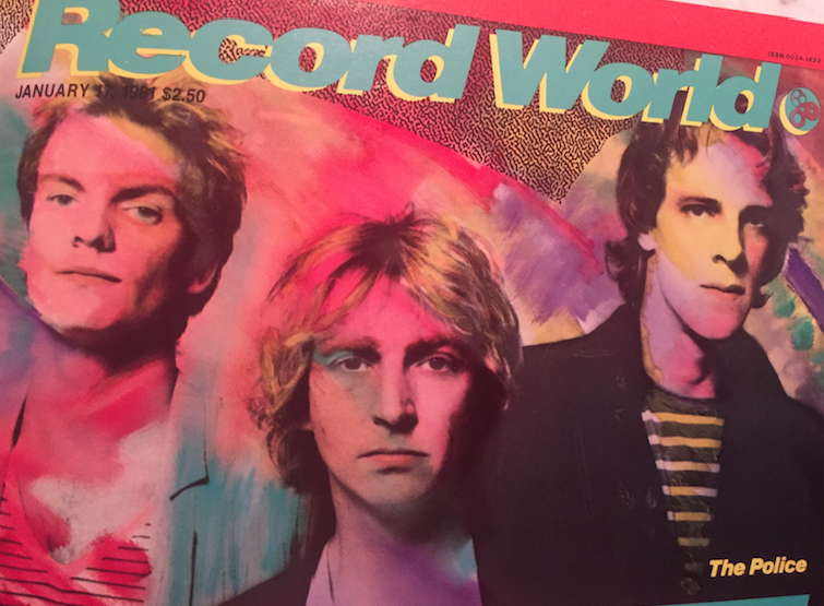 Record World 1-17-81 Cover