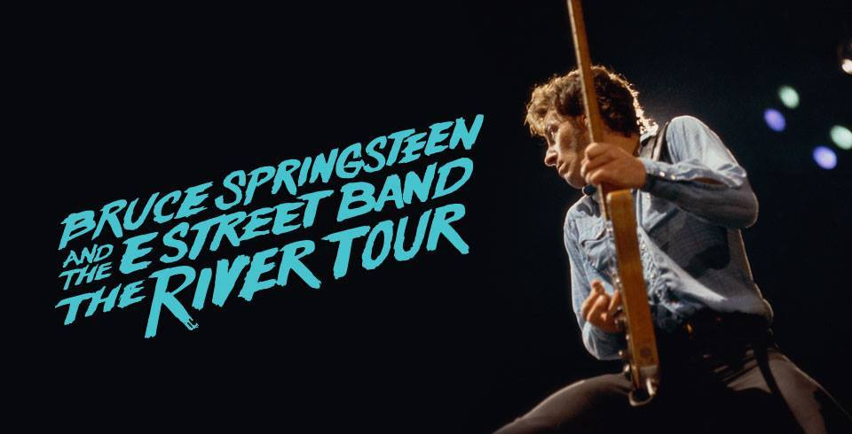 Bruce Springsteen & logo