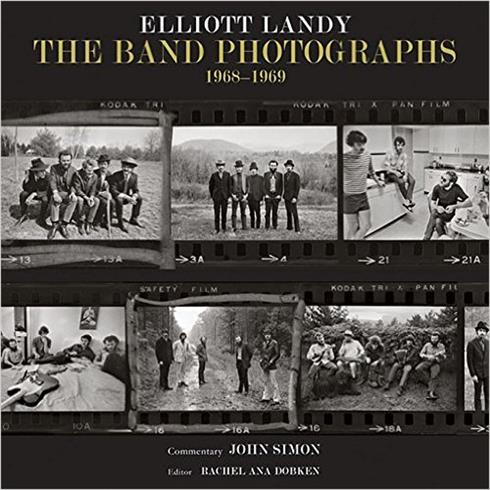 Elliott Landy Band book cover