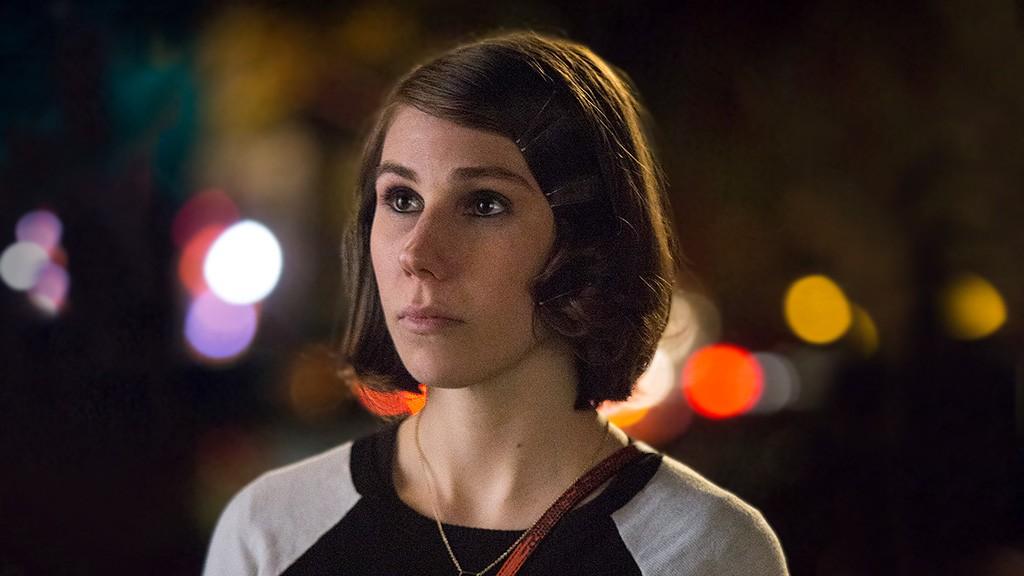Zosia Mamet in Girls (via HBO)