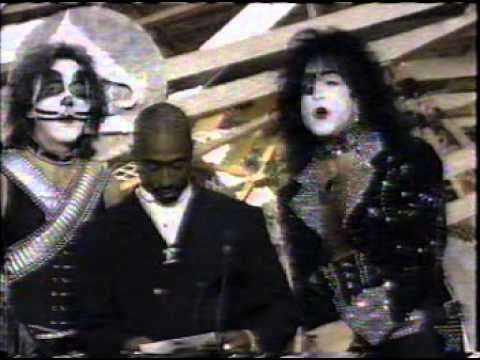 kiss at grammys
