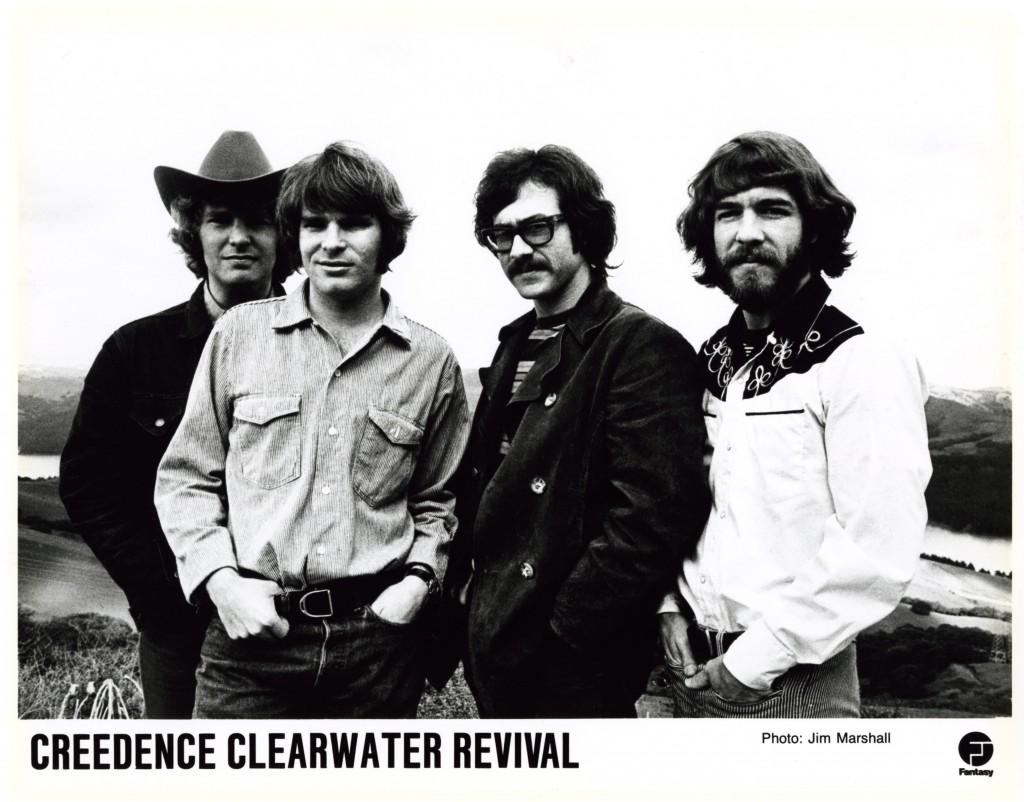 CCR in 1969 (photo by Jim Marshall)