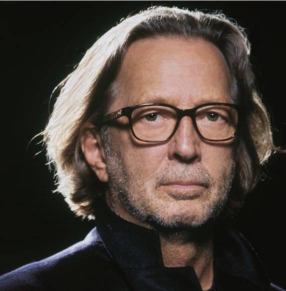 Clapton head shot
