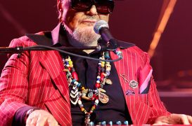 Tributes for Dr. John, New Orleans Music Legend